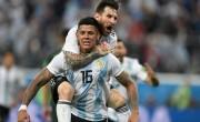 阿根廷在尼日利亚的惊悚片中发现世界杯的拯救